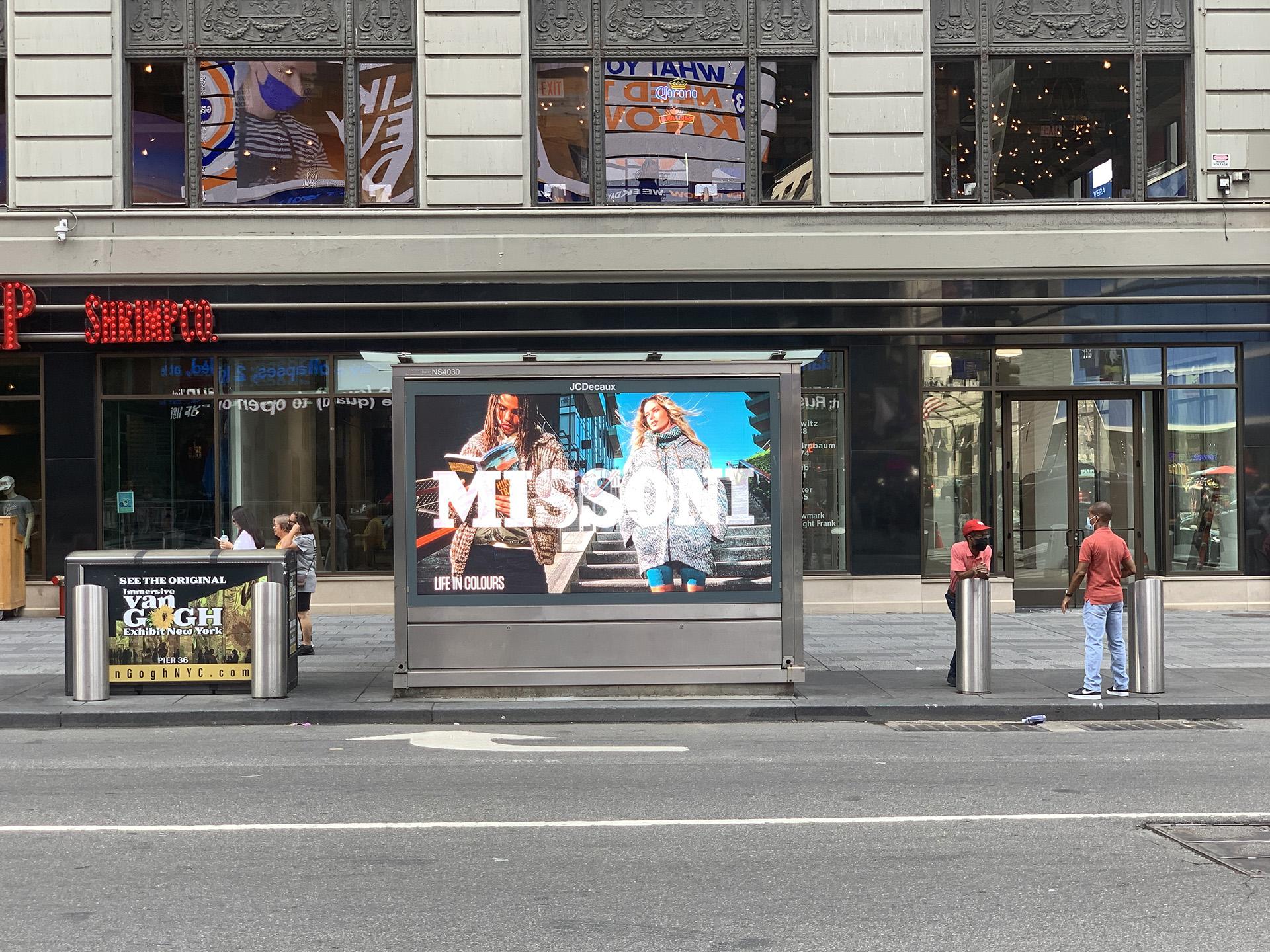Missoni in NY